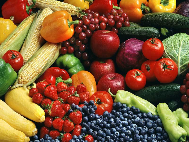 how to buy organic at brisbane produce market