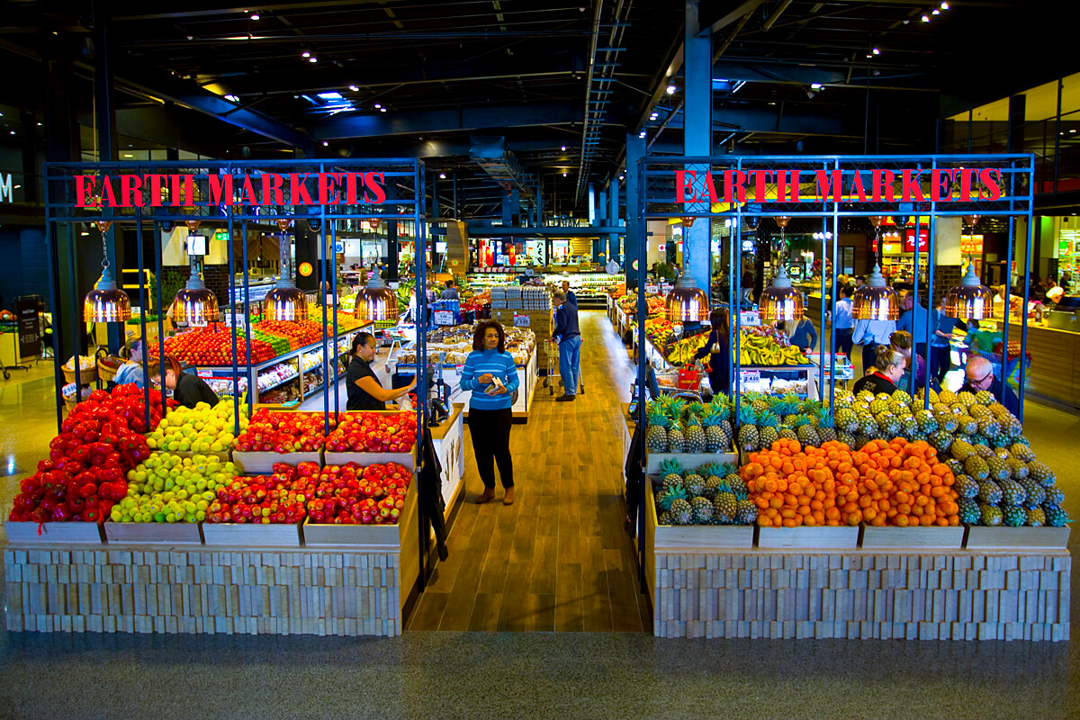 Earth Markets Logan Hyperdome Is Now Open Fruit